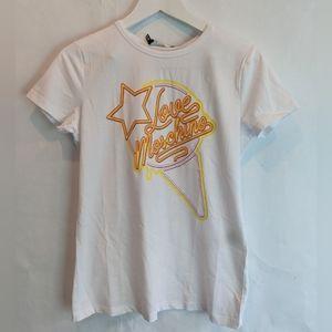 Love Moschino white cotton t-shirt 8 BNWT